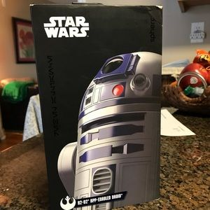 Star Wars R2D2 app enabled Droid, New in box